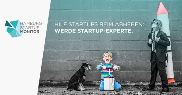 Die Hamburg Startups Experten Rubrik: Für alle, die Startups beim Abheben helfen wollen!