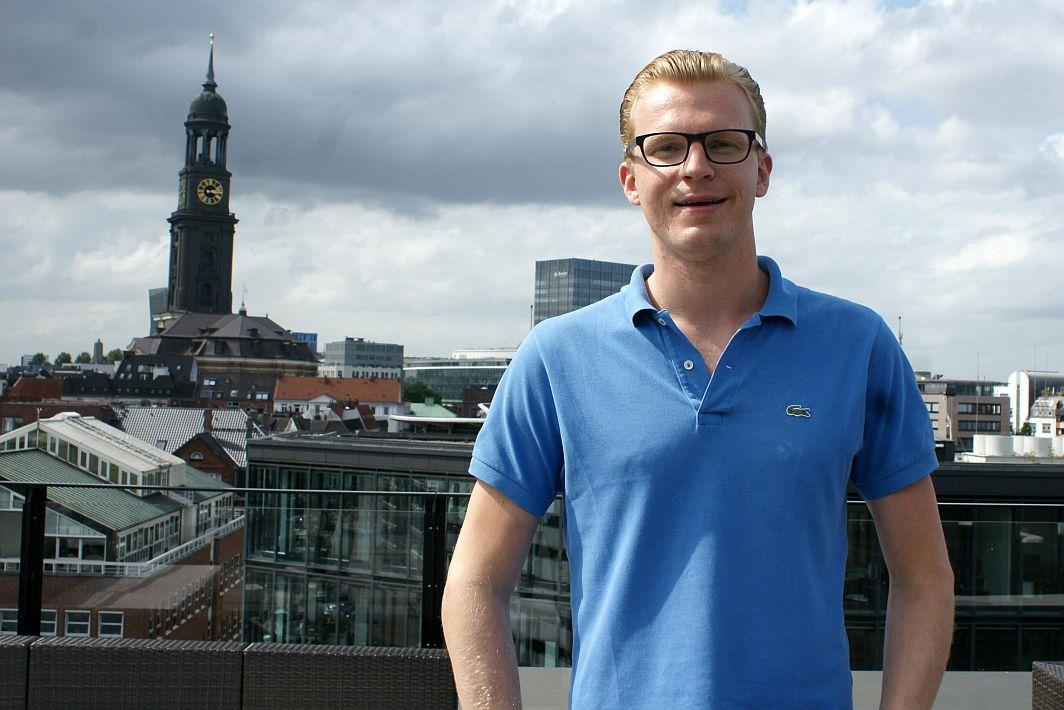 Alexander Graubner-Müller, Mitgründer und CEO von Kreditech