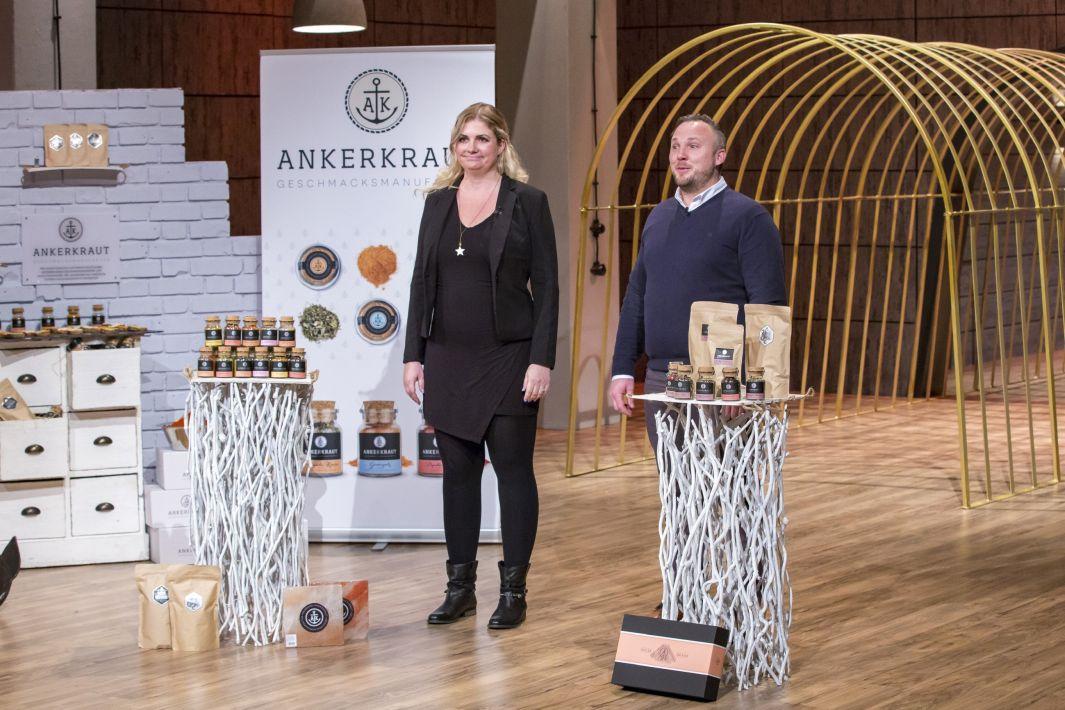Die Gründer Anne Lemcke und Stefan Lemcke