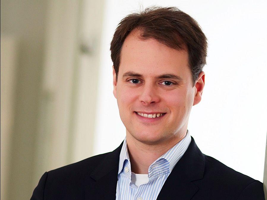 Dr.Tim Sievers, Gründer und CEO von Deposit Solutions