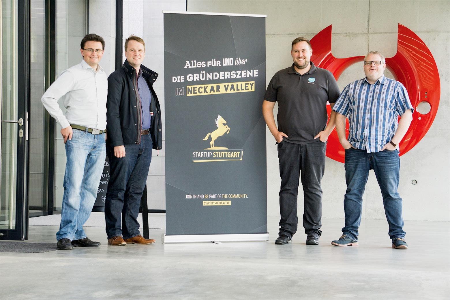 Das Startup Stuttgart e.V. Team ist als Netzwerkpartner der Ansprechpartner für die Startups in Baden-Württemberg