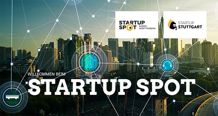 Der StartupSpot in Baden-Württemberg!