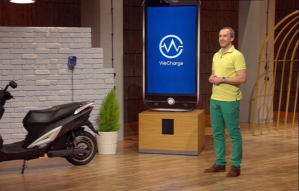 WeCharge: Andreas Fesl