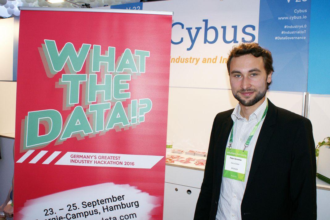 Peter Sorowka von Cybus