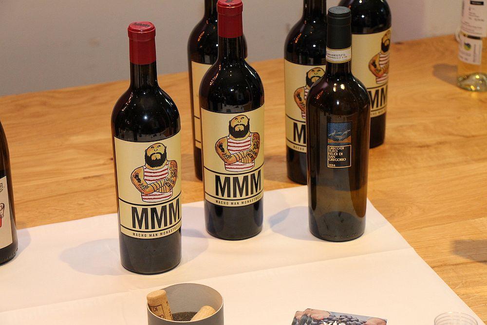Der Rotweintipp vom vinoa: Macho Man Monastrell aus Spanien.