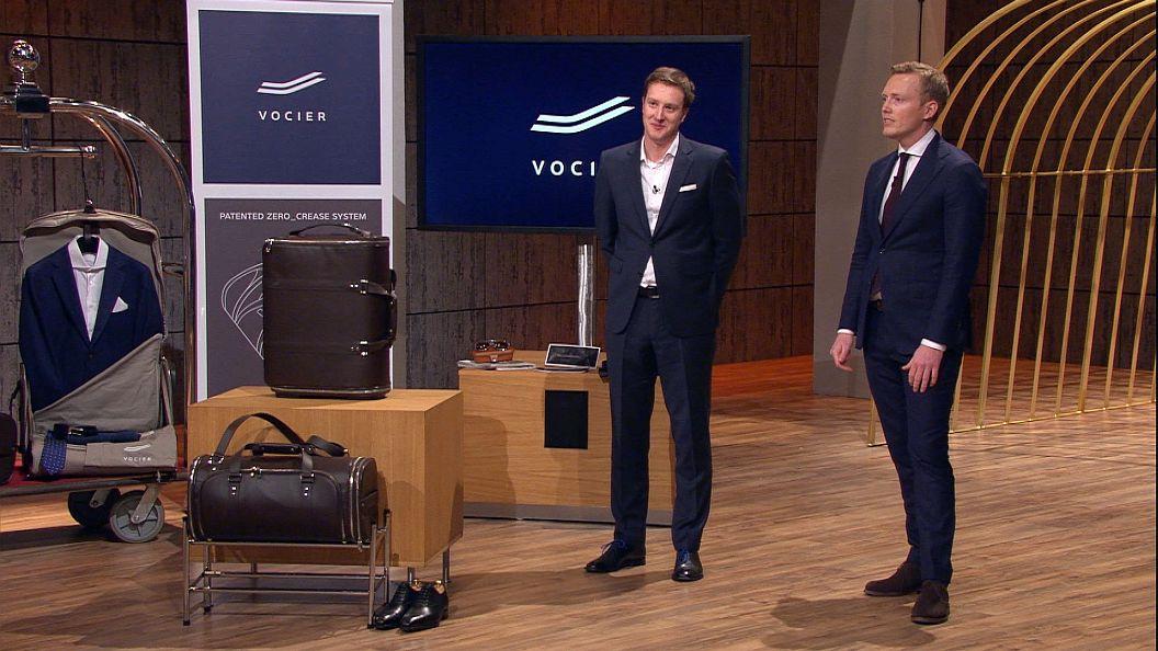 """Vocier"": Michael Kogelnik (29), Vinzent Wuttke (28)"