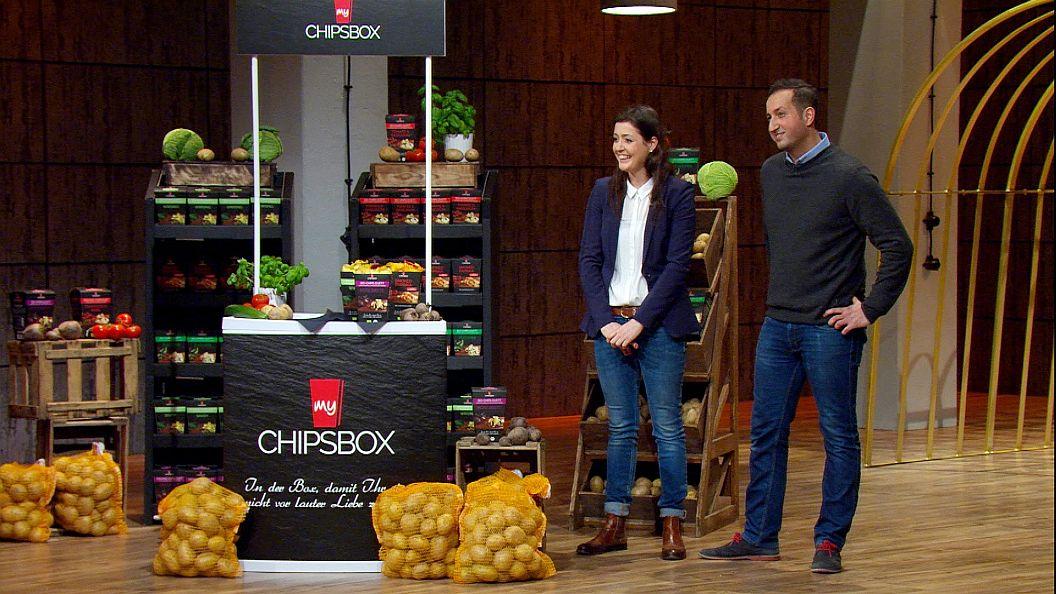 MyChipsbox: Ebru und Erol Kaynak (Foto: Vox)