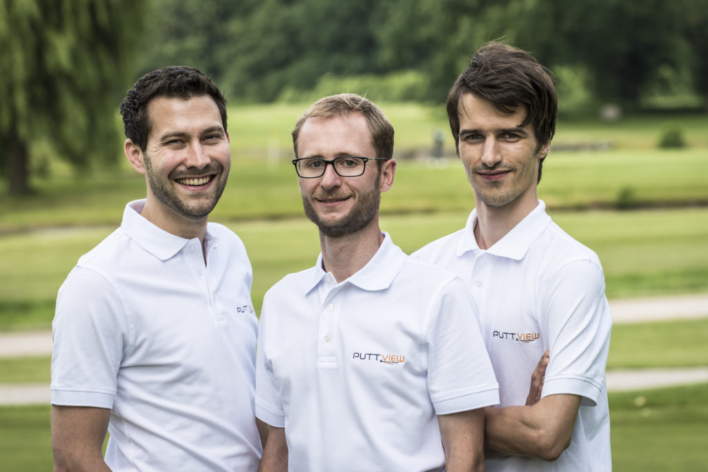 Das Kernteam (v.l.n.r.): Lukas Posniak, Christoph Pregizer und Niclas Schopf (Bild: Torsten Seidel)
