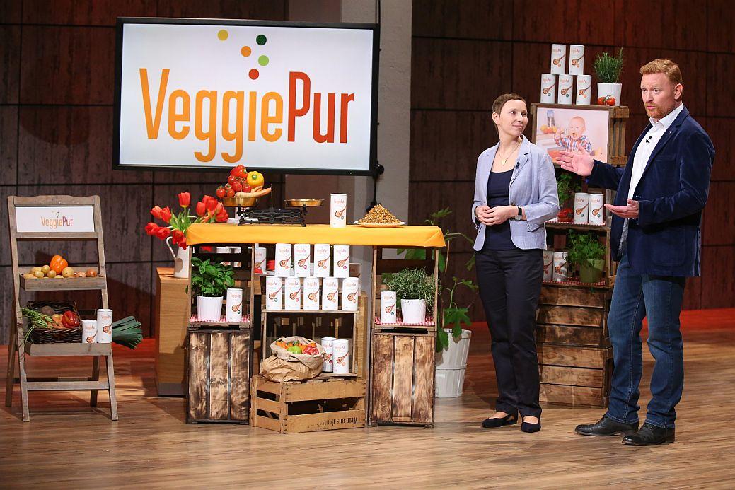 VeggiePur: Holger Brosig (38), Melanie Brosig (37).
