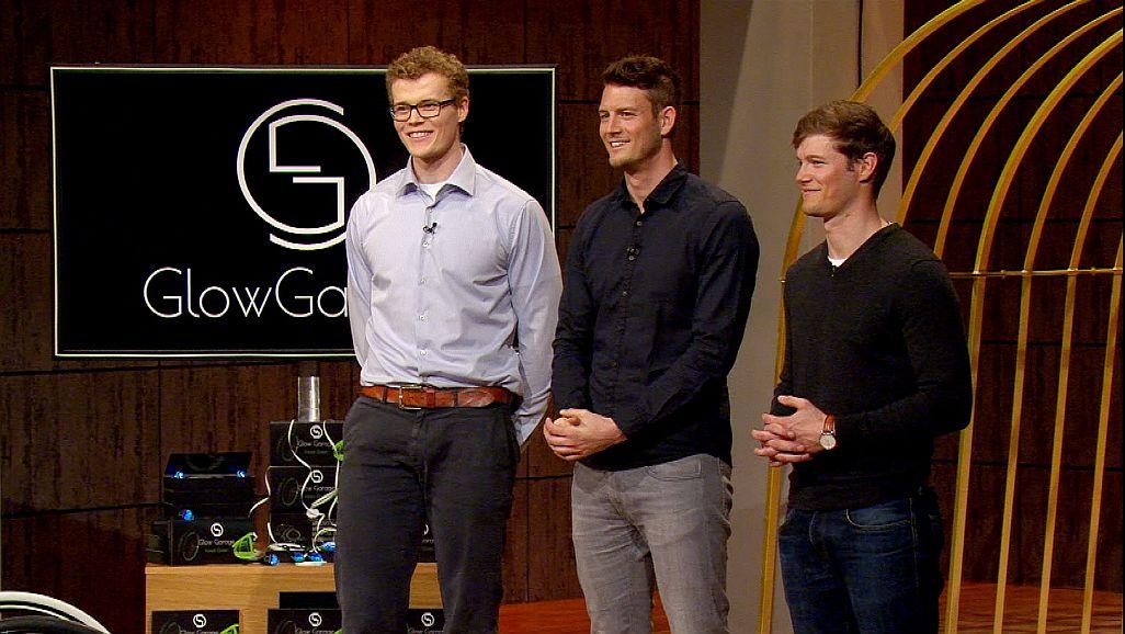 GlowGarage: Markus-, Stefan- und Andreas Wanning