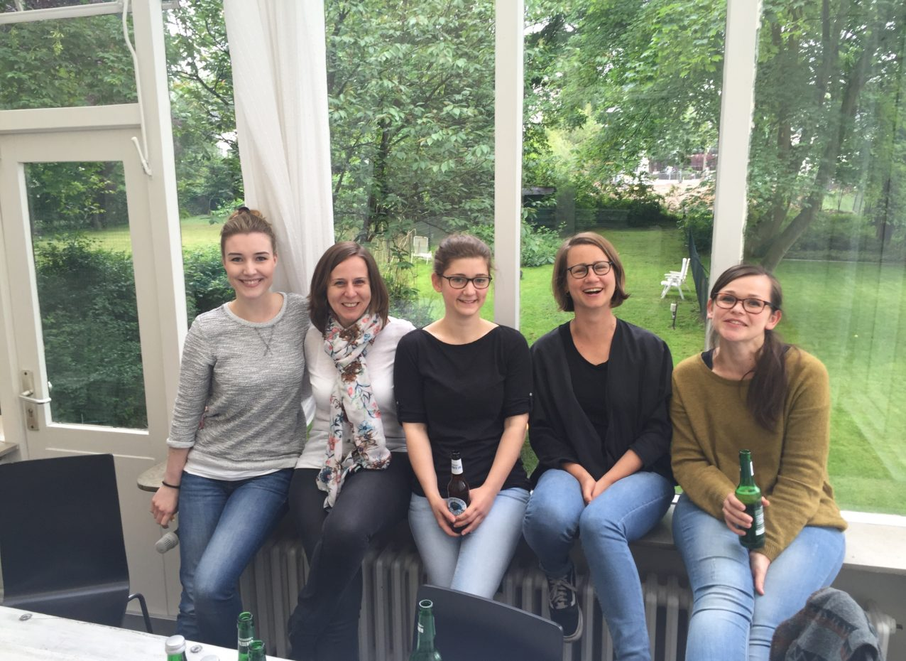 Frauen Power in allen Positionen – im Marketing, Support & Entwicklung.