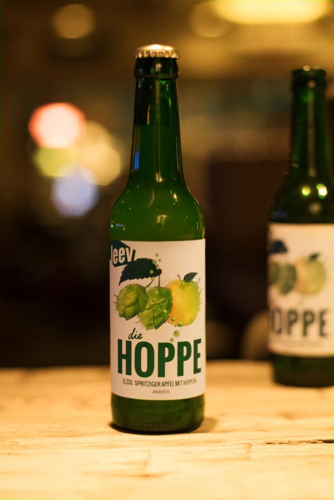Die Hoppe ist das neue Produkt von leev! (Bild: Paul Albohn)