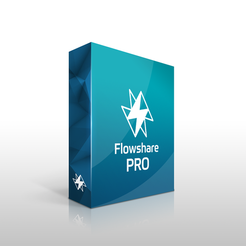Flowshare Pro ist jetzt auf der miraminds-Website erhältlich!