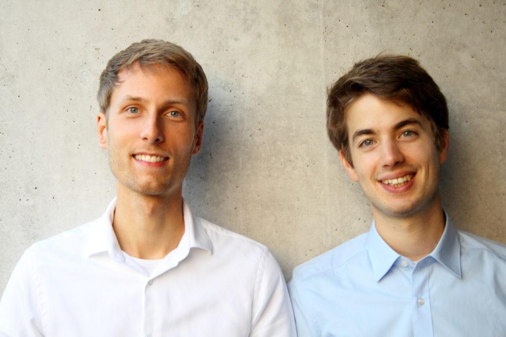Die Tabbt Gründer Jan Michaelis und Lucas Romero. (Bild: Tabbt)
