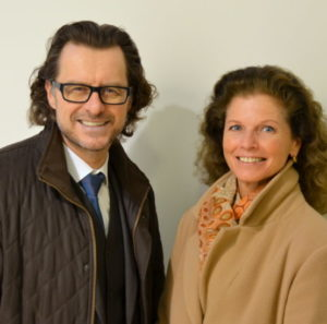 Jörg Holsten, Founder and CEO, with Anja Anders, Senior Relocation Consultant (source: PROGEDO)
