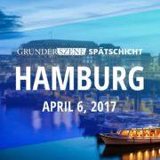Die Hamburger Spätschicht geht in die dritte Runde! (Bild: Gründerszene)