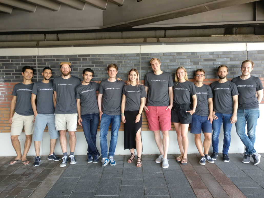 Das neue Team von Fashion Cloud (Bild: Fashion Cloud)