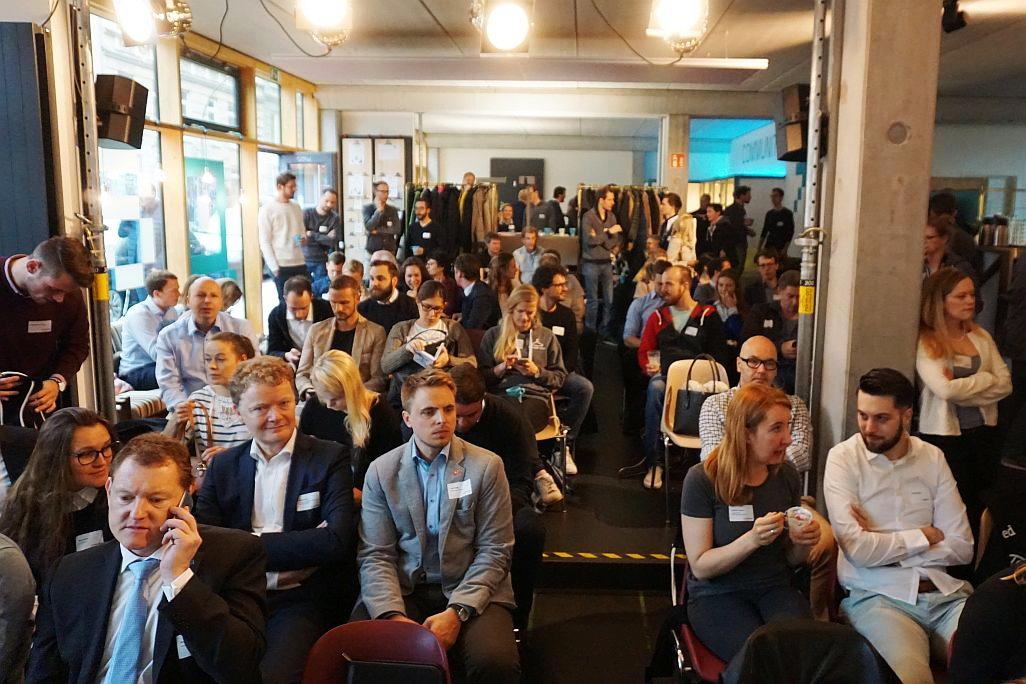 Das War Los Beim Grunderfruhstuck Mit Olaf Scholz Hamburg Startups