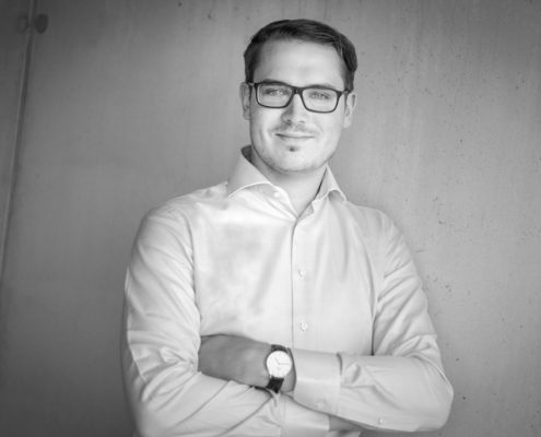 Christoph Schepan ist Mitgründer vom Next Commerce Accelerator.