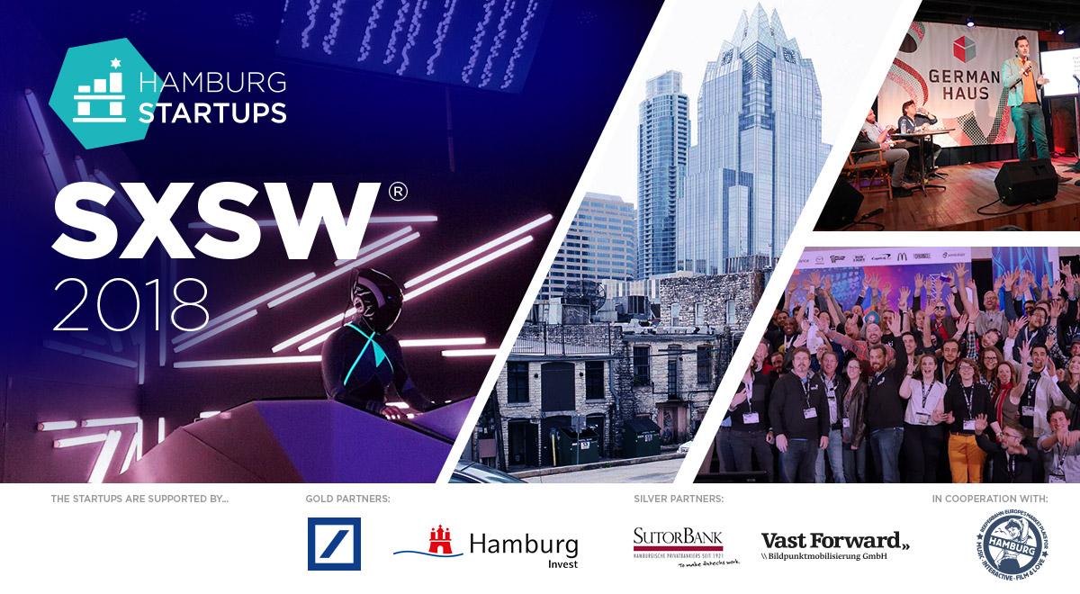 Qualitize und Nordantech fahren zum SXSW Festival! - Hamburg Startups