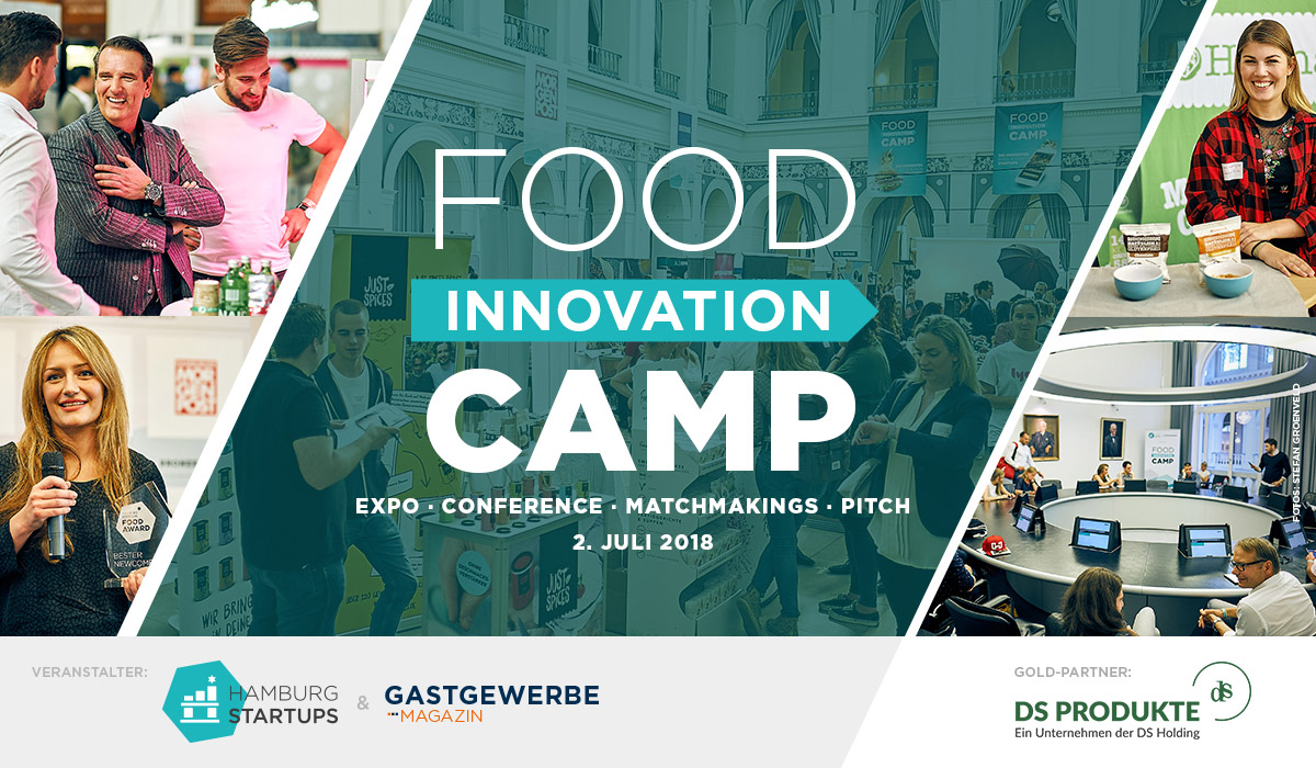 Aktuell, FIC 2018, Food Innovation Camp