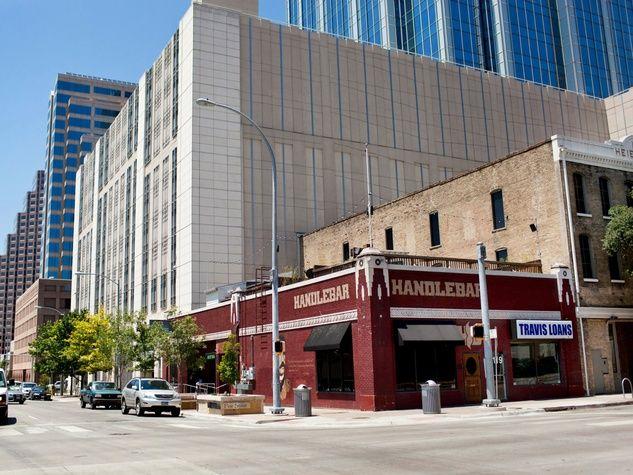 Die Handlebar, Schauplatz der Veranstaltungen von german.innovation bei SXSW, liegt im Zentrum von Austin (Foto: Handlebar)