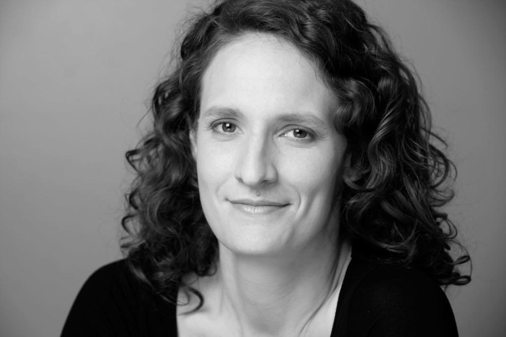 Geschäftsführerin Anne Pelzer ist für Hyggelig in Austin am Start. (Foto: Karin Fiedler)  Baden-Württemberg