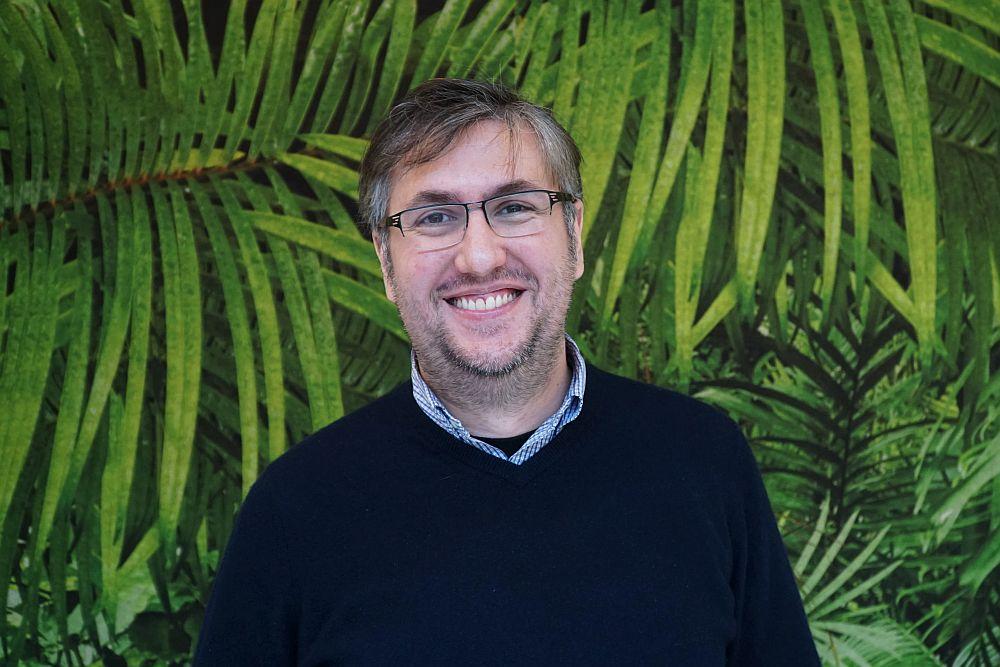 Xavier Alabart von Spaii Labs im next media accelerator