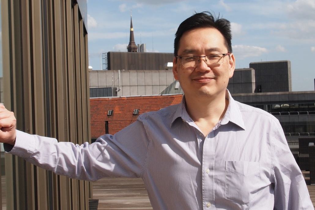 David Chan, CEO von Monedo