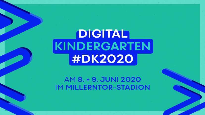 Digital Kindergarten 2020 Logo