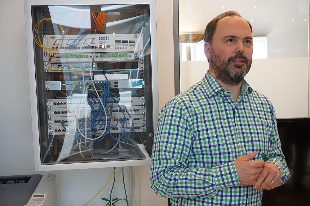 CEO Dr. Björn Goerke