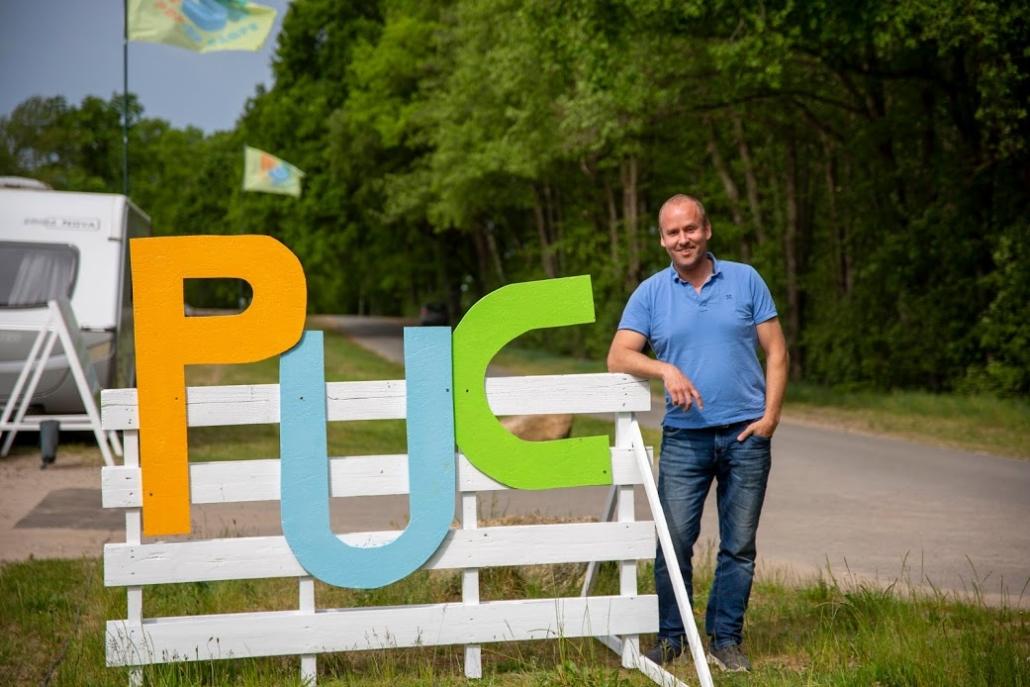 Jobst von Paepcke, Gründer von POP-UP CAMPS.