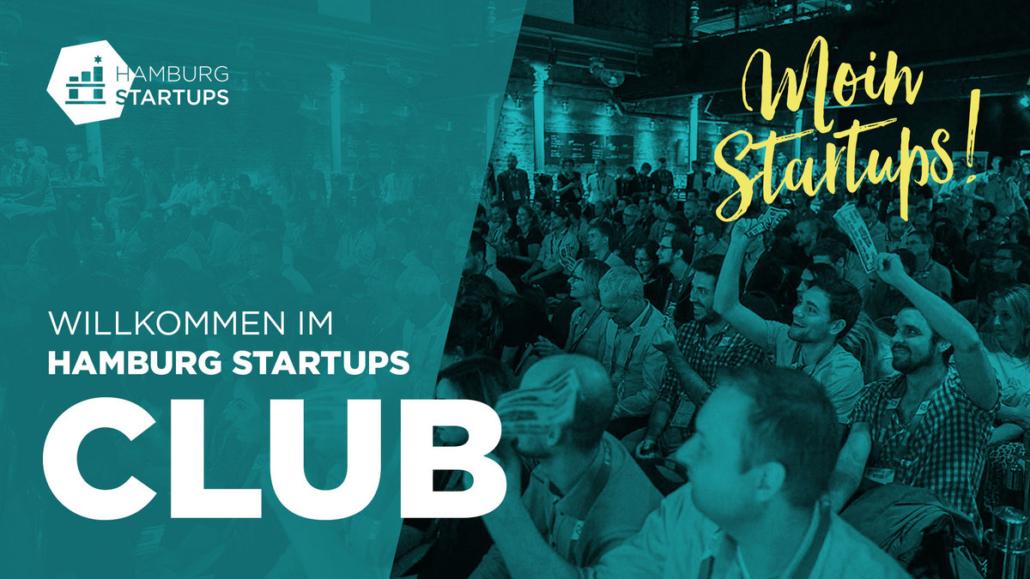 Gegründet in 2020: der Hamburg Startups Club