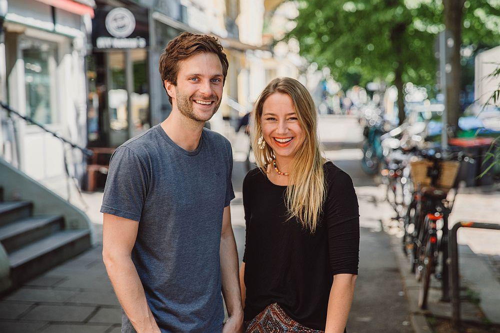 Mathis Christopher Benthin und Paula Lilli Jane Giese sind die Knallköppe.