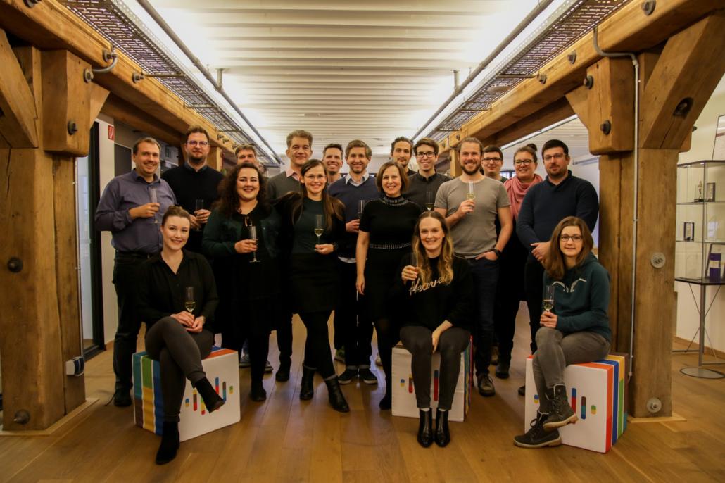 Das Team von shipcloud.