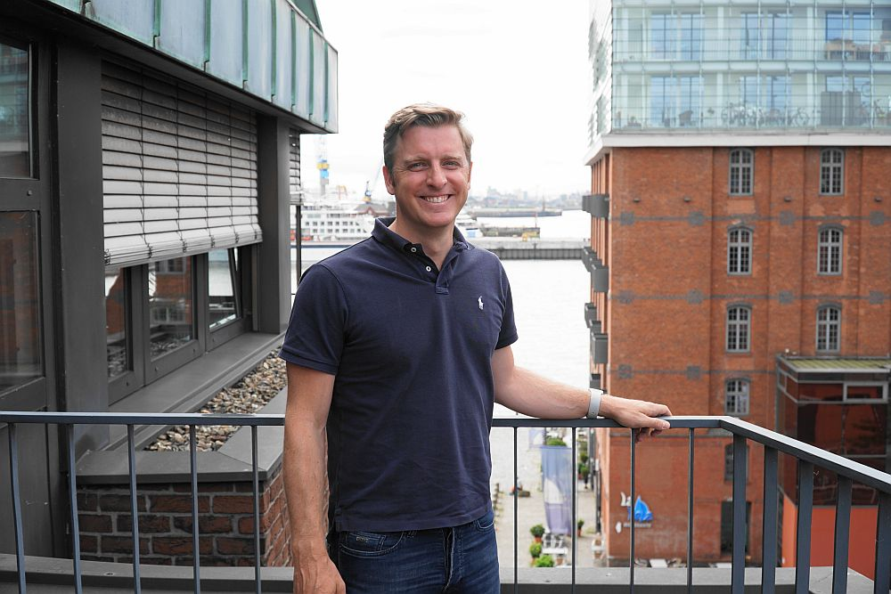 Andreas Zimmermann, Gründer und Geschäftsführer von mysupply
