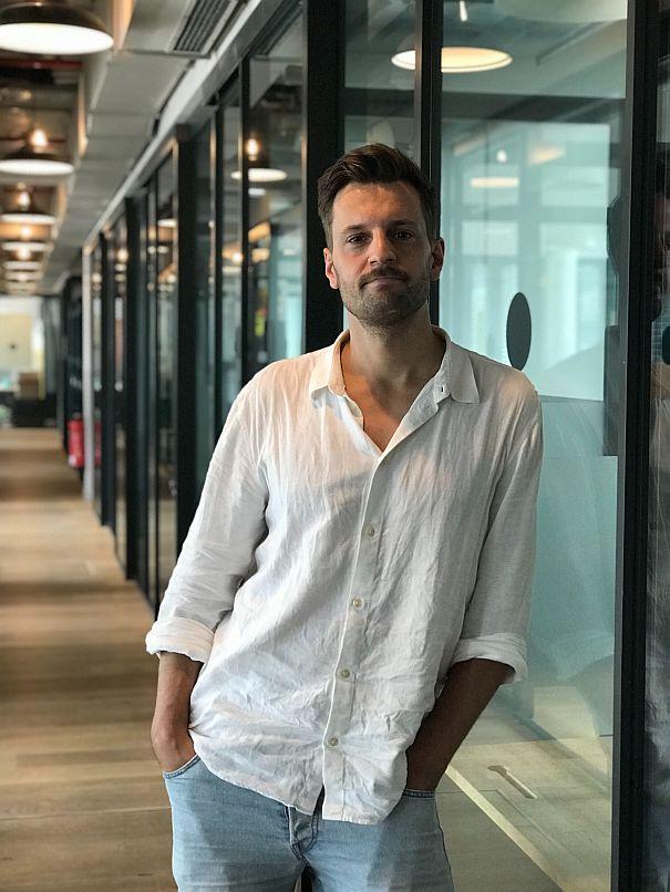 Gründer Philipp Baumgaertel (Foto: Cherrydeck)