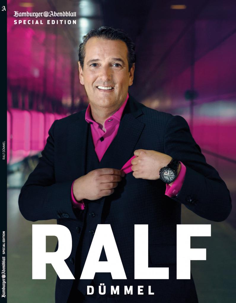 So sieht das Sonderheft über Ralf Dümmel aus