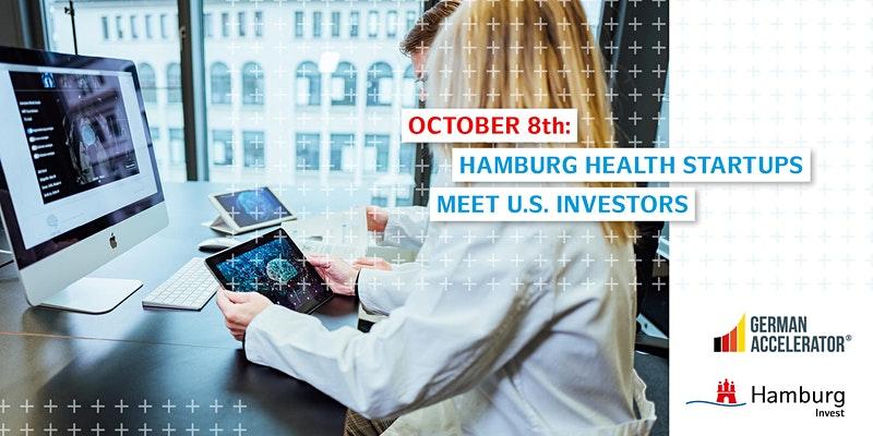 Hamburger Health-Startups treffen US-Investoren