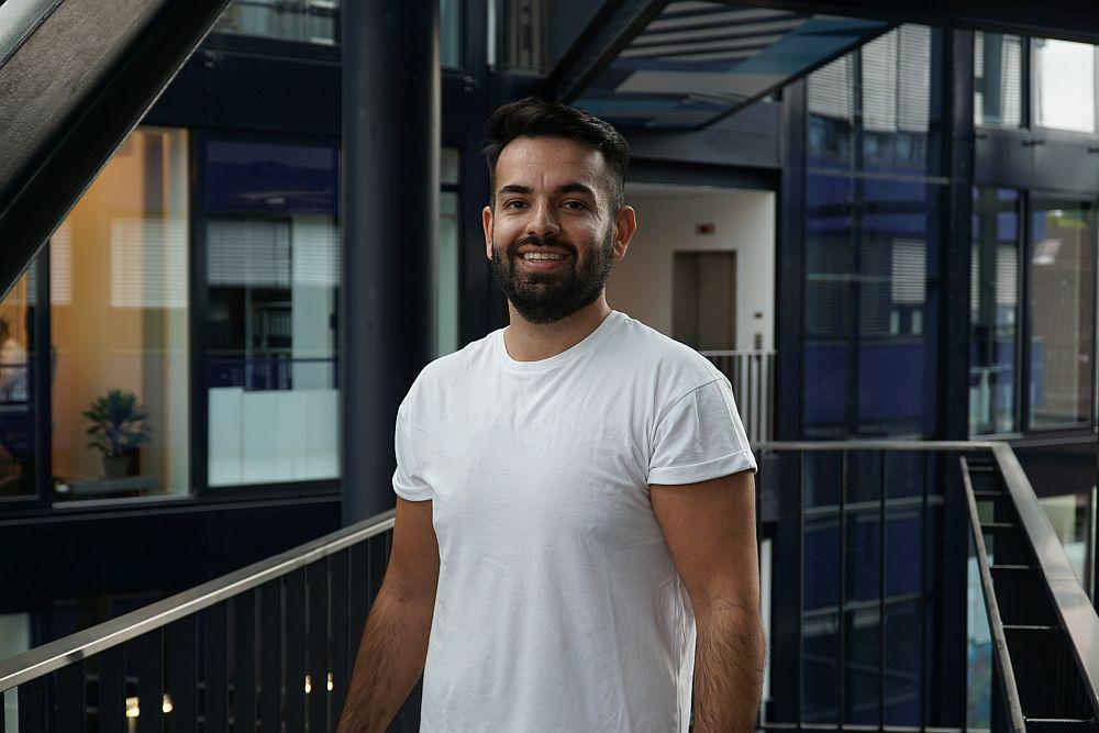 Rafi Wadan ist einer der Gründer von Stargazr. Er hält in Hamburg die Stellung, Juan Carlos Roldán in Sevilla.