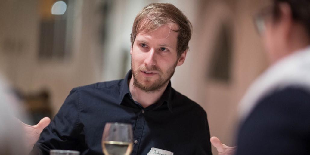 Neu im Hamburg Startups Club: NIHHON-Gründer Johannes Budkiewitz (Foto: NIHHON)