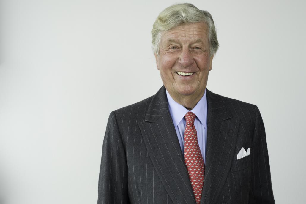 Albert Darboven, Stifter IDEE-Förderpreis (Foto: Kay Bohlmann)