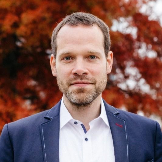 Spacific-Gründer Dennis Ahrens