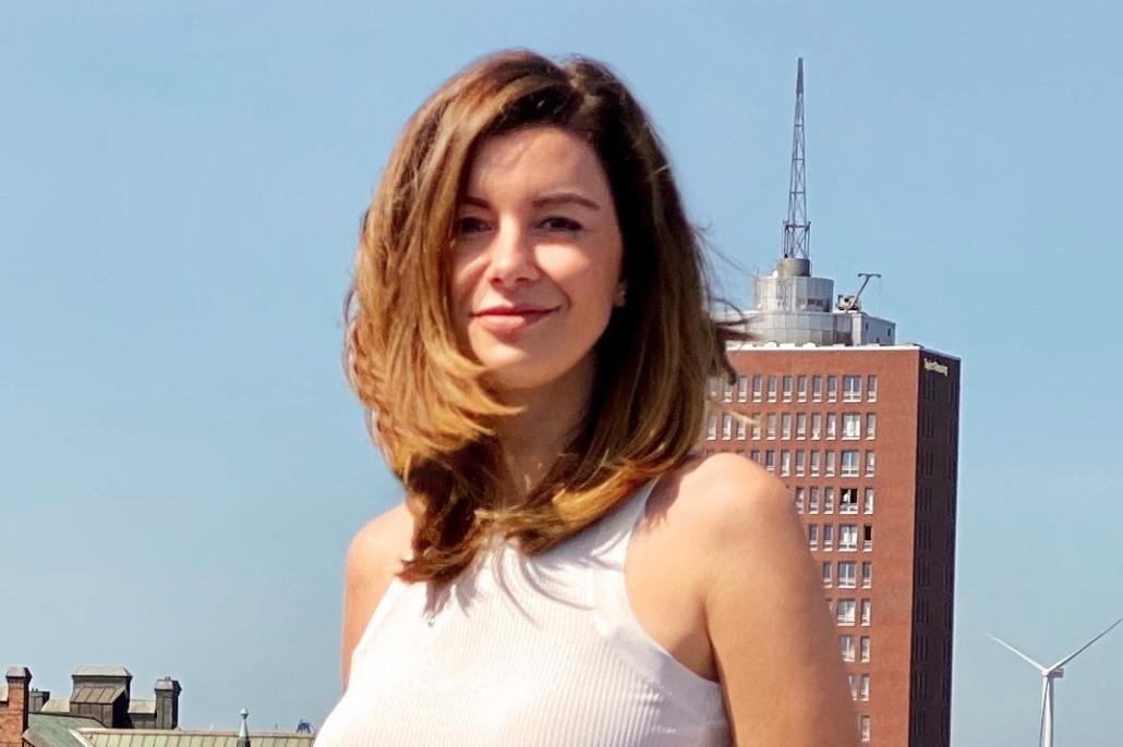 Manuela Sayin, Gründerin von matched.io