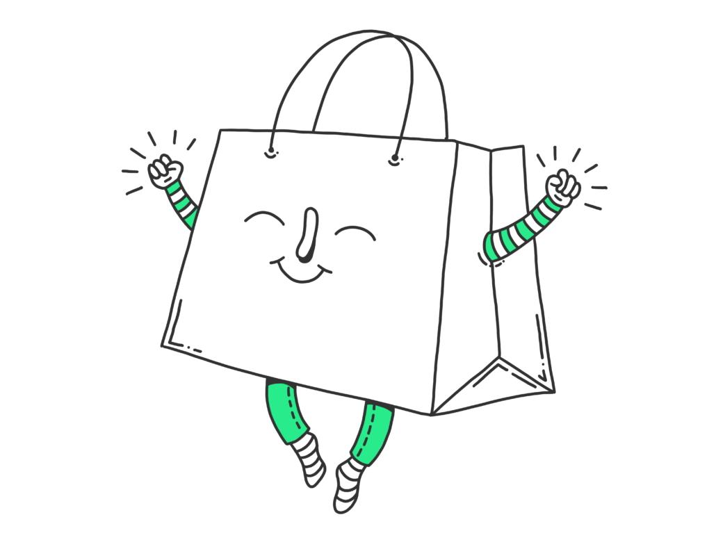 aidFIVE macht jeden Einkauf zum Glückslos