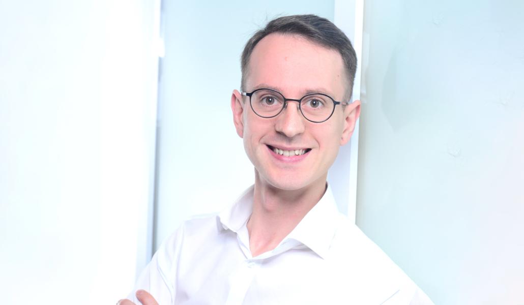 Foxino-Gründer Mario Canevarollo