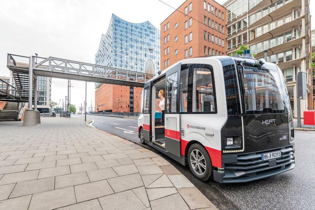 Im Oktober 2021 soll Hamburg zur Mobilitätshauptstadt der Welt werden (Foto: ITS)