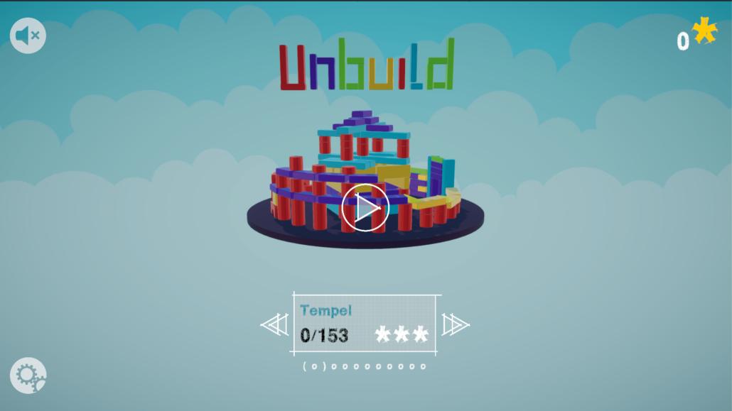 gamescon: Screenshot Unbuild von Klickaffen