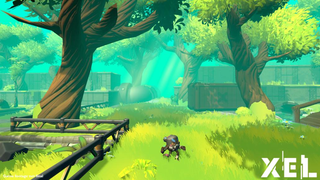 gamescom: Screenshot XEL von Tiny Roar